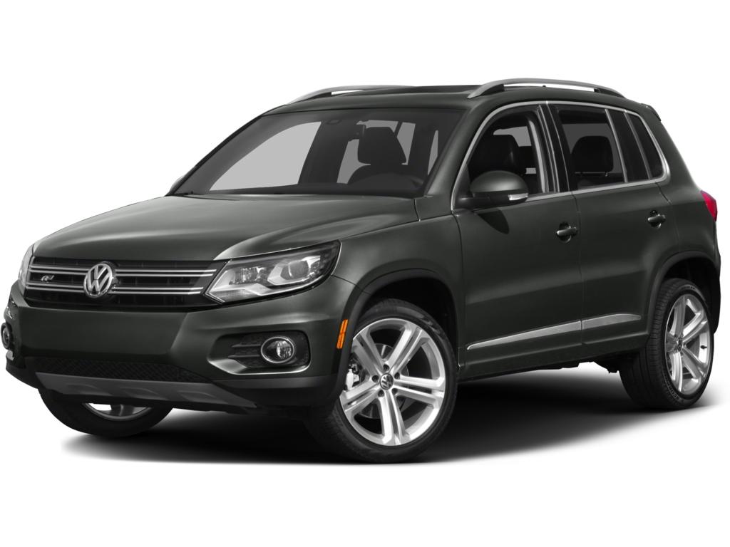 Vehicle details - 2016 Volkswagen Tiguan at New Century