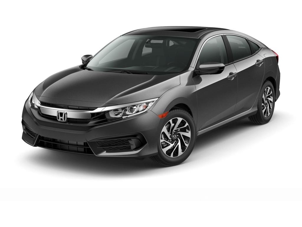 2016 Honda Civic EX Salinas CA