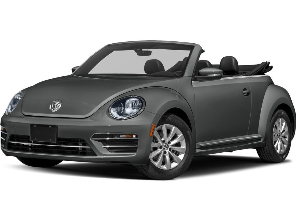 2019 Volkswagen Beetle 2 0t Final Edition Sel