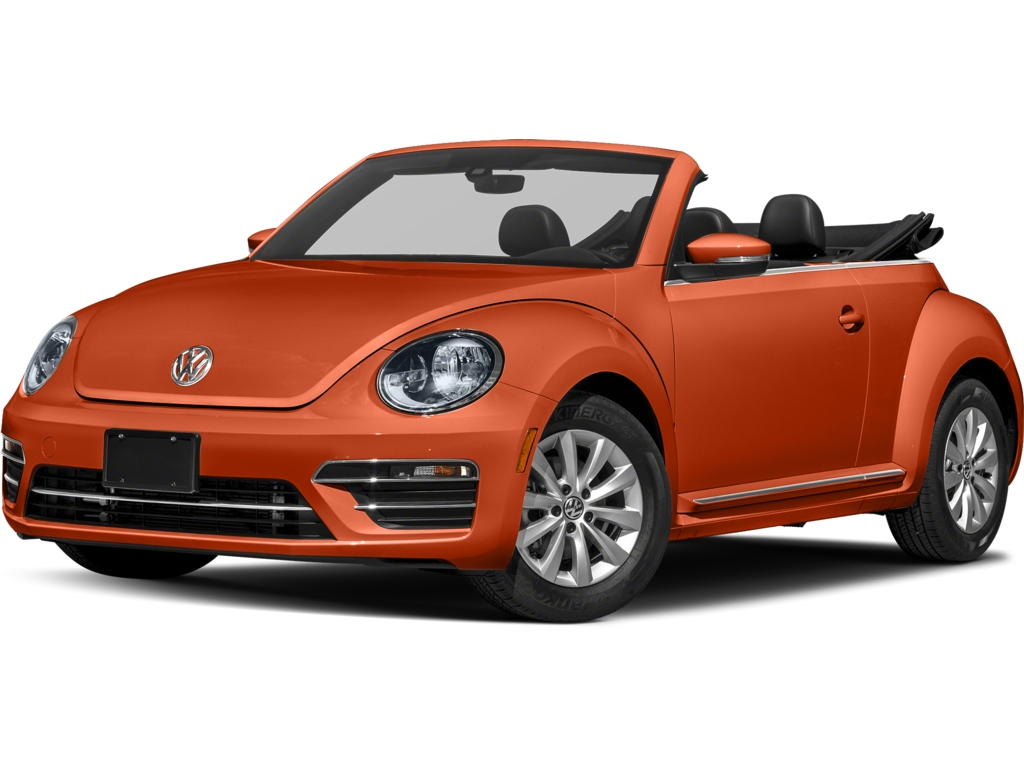 2018 Volkswagen Beetle Convertible S with Style and Comfort City of Industry CA