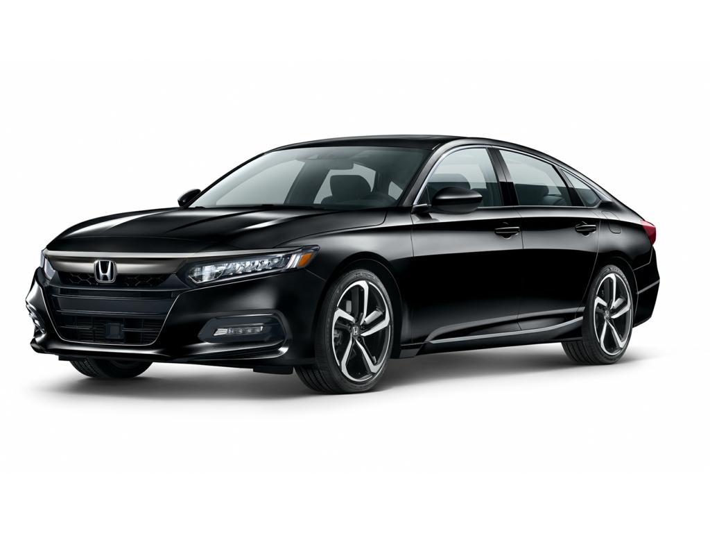 2018 Honda Accord Sedan Sport Salinas CA