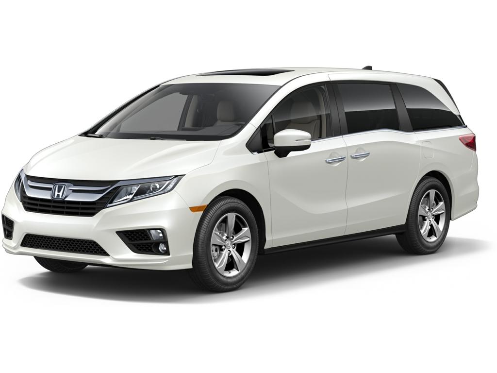 2018 Honda Odyssey EX-L Lafayette IN 21830682