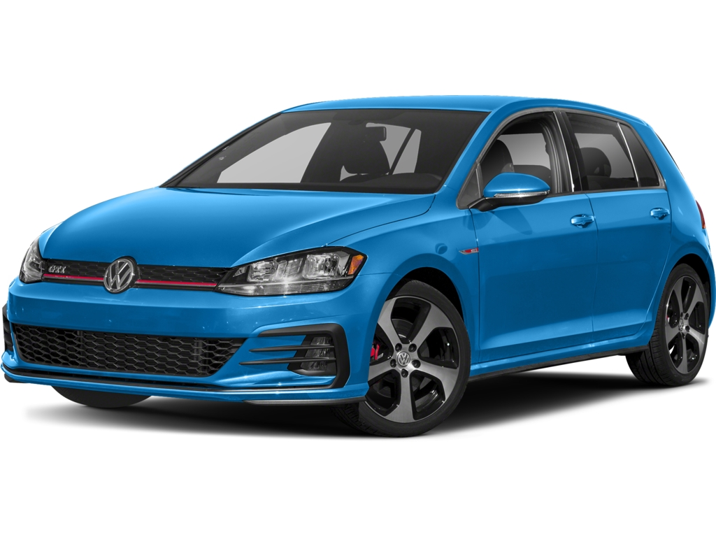 2019 Volkswagen Golf Gti 2 0t Rabbit Edition