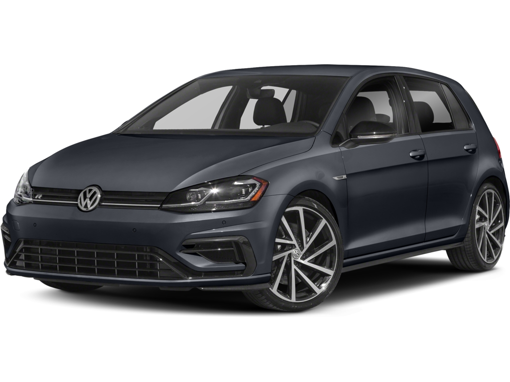 2019 Volkswagen Golf R DCC & Navigation 4Motion White Plains NY