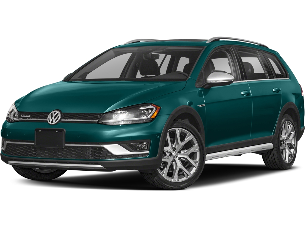 2019 Volkswagen Golf Alltrack Tsi S