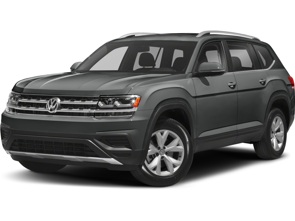 2019 Volkswagen Atlas V6 SE with 4MOTION® Mentor OH