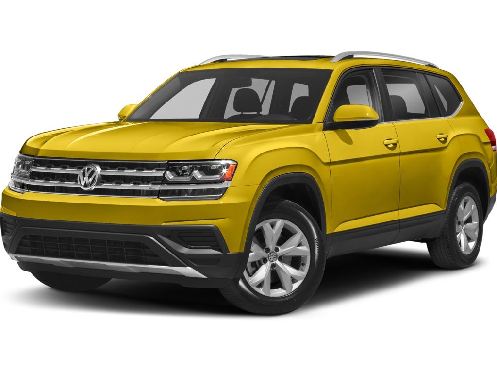 Vehicle details - 2018 Volkswagen Atlas at Walker Volkswagen Barre