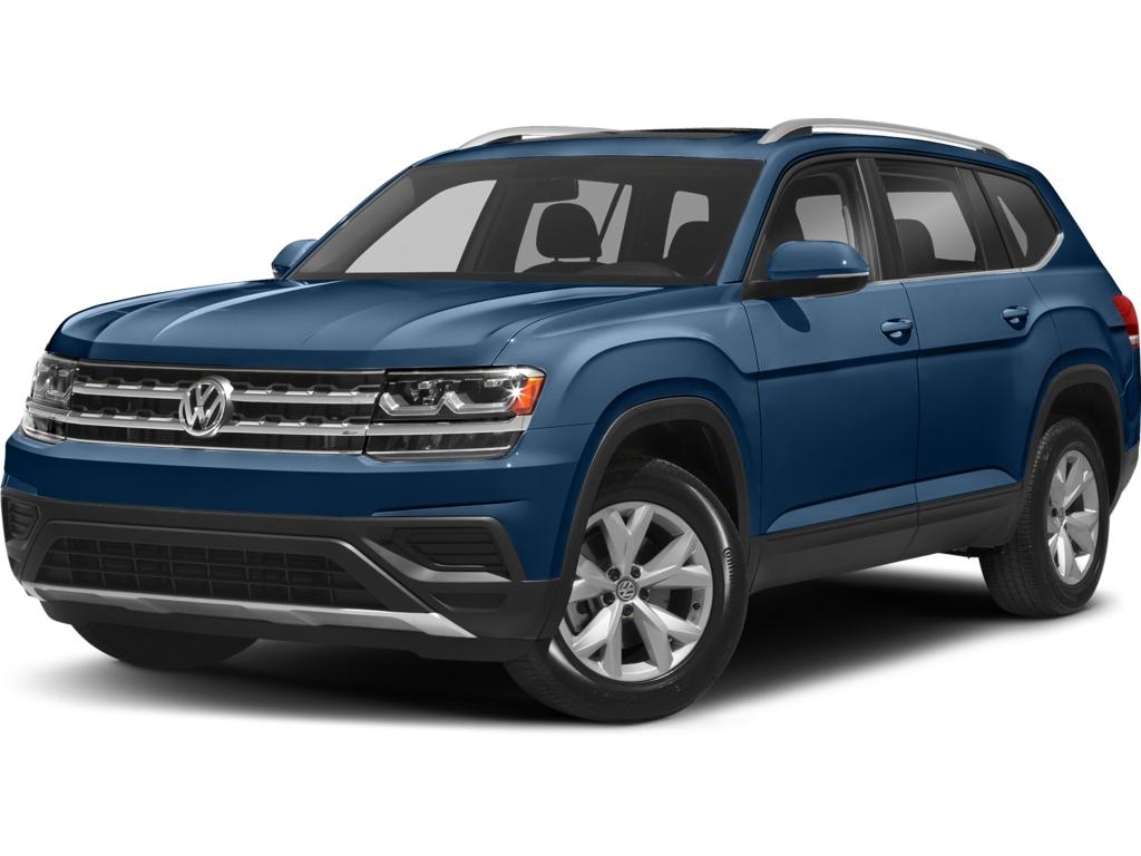 2019 Volkswagen Atlas 3.6L V6 S Mentor OH