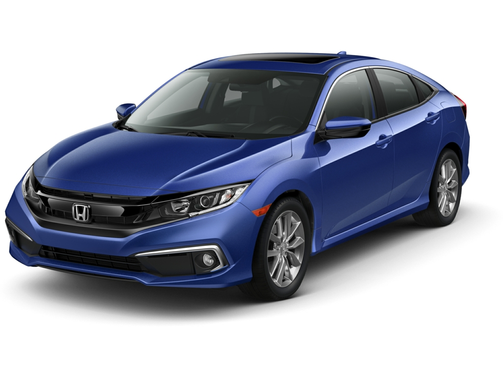 2019 Honda Civic EX Salinas CA