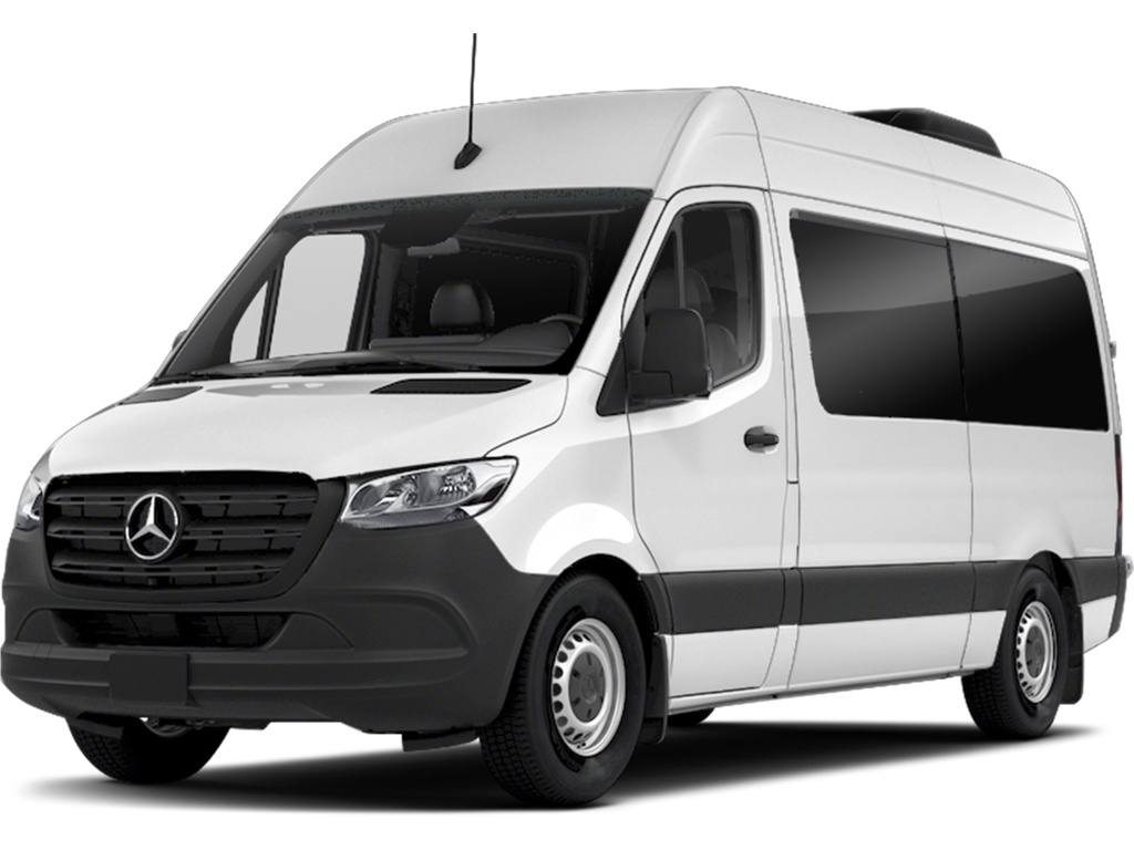 Mercedes Benz Sprinter >> 2019 Mercedes Benz Sprinter 2500 Passenger Van