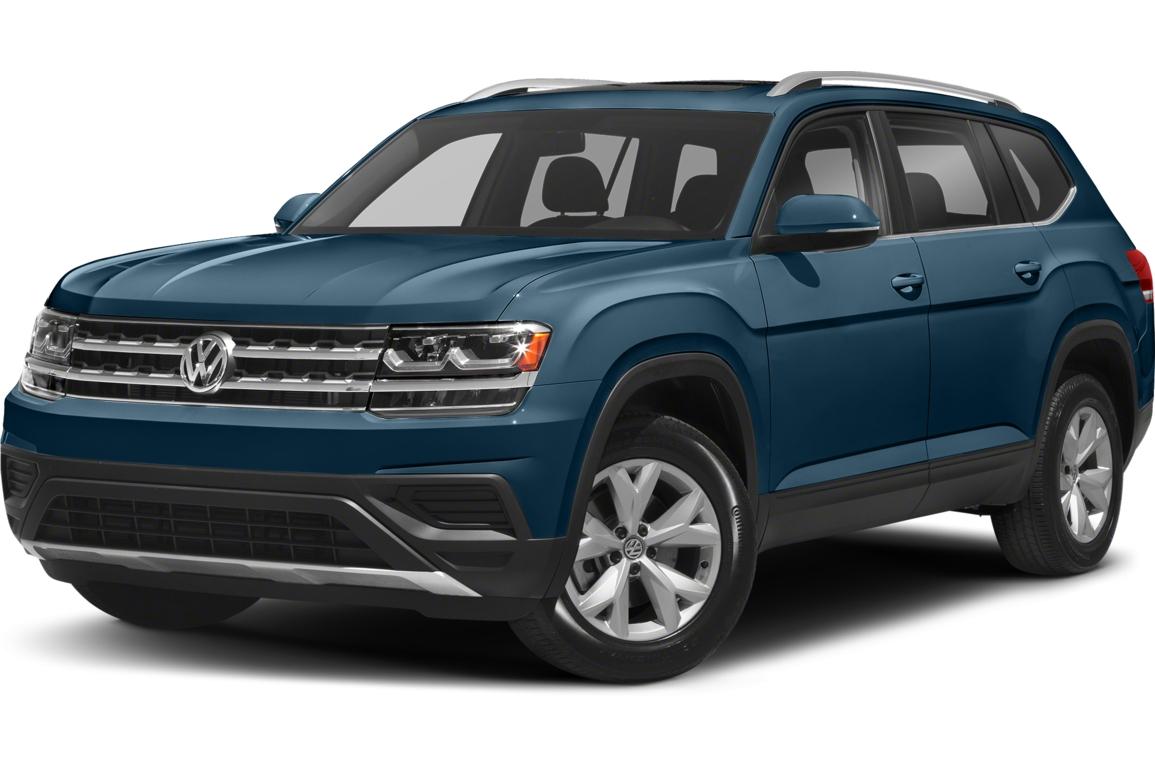 2019 Volkswagen Atlas 3.6L V6 SE w/Technology Spartanburg SC