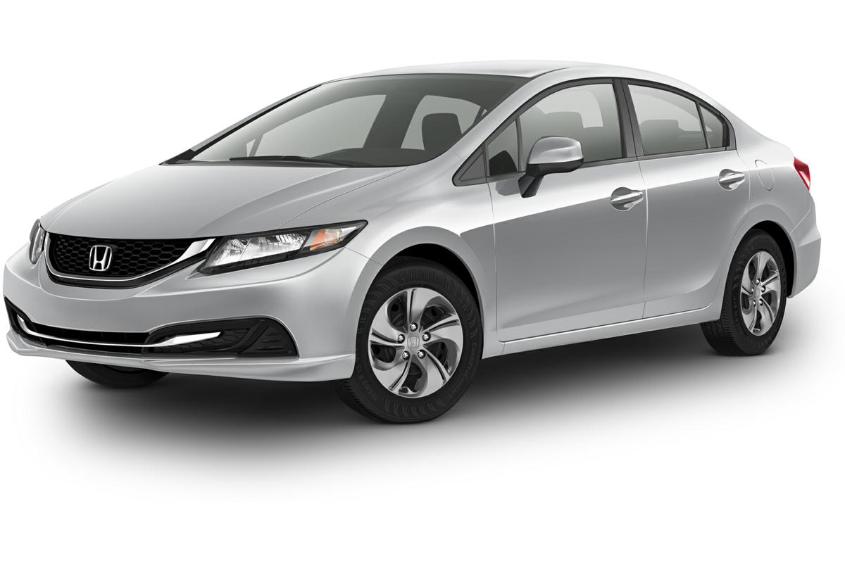2013 Honda Civic LX Henderson NV
