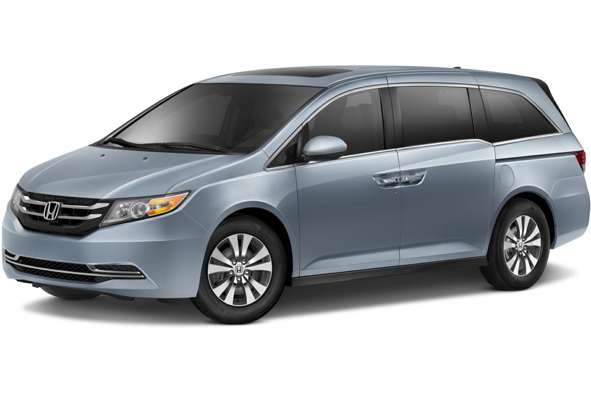 2015 Honda Odyssey EX-L Henderson NV