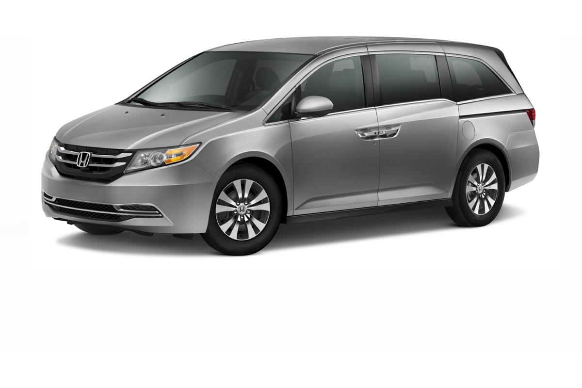 2016 Honda Odyssey Se Henderson Nv