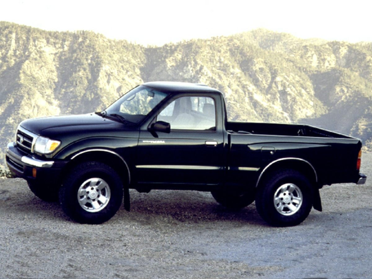 2001 Toyota Tacoma Standard Bed