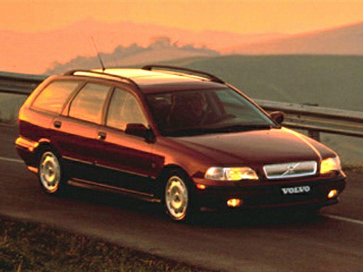 Used 2000 Volvo V40 For Sale Cargurus 2004 V4 0 Wagon Turbo