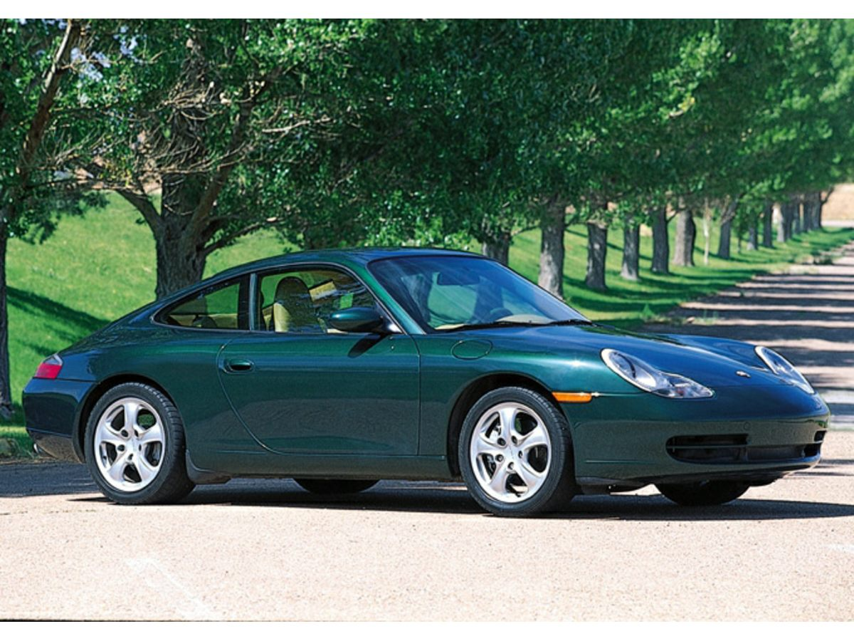 Used 2001 Porsche 911 for sale in Miami