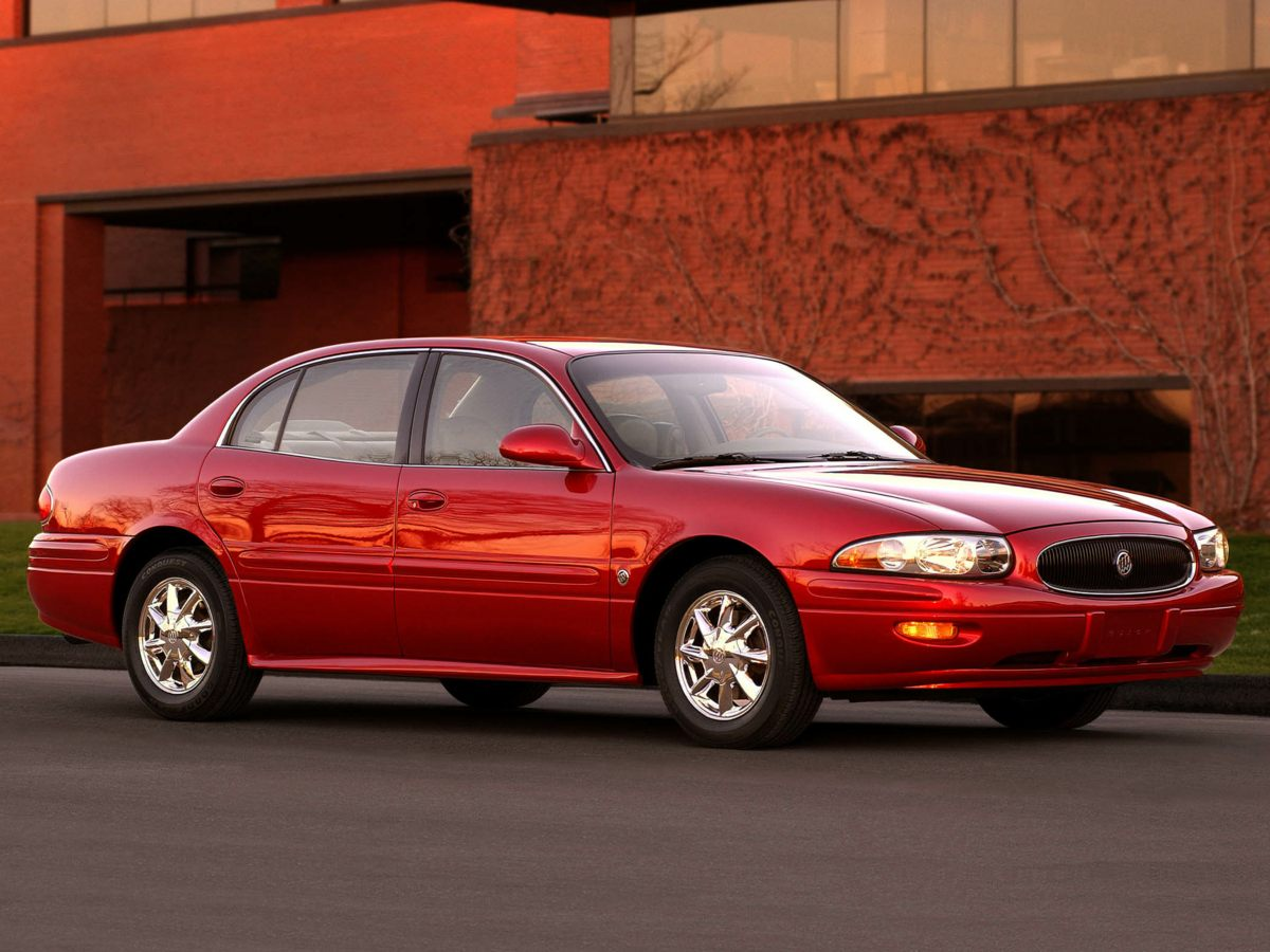 2003 Buick LeSabre Limited photo
