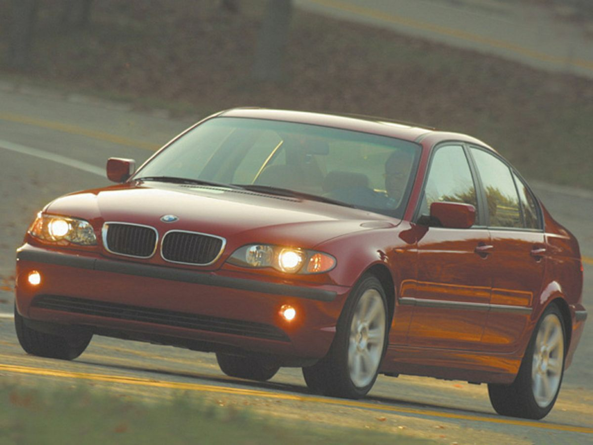 Used 2004 BMW 3 Series 325xi 4D Sedan Naples B17784A  Germain Cars