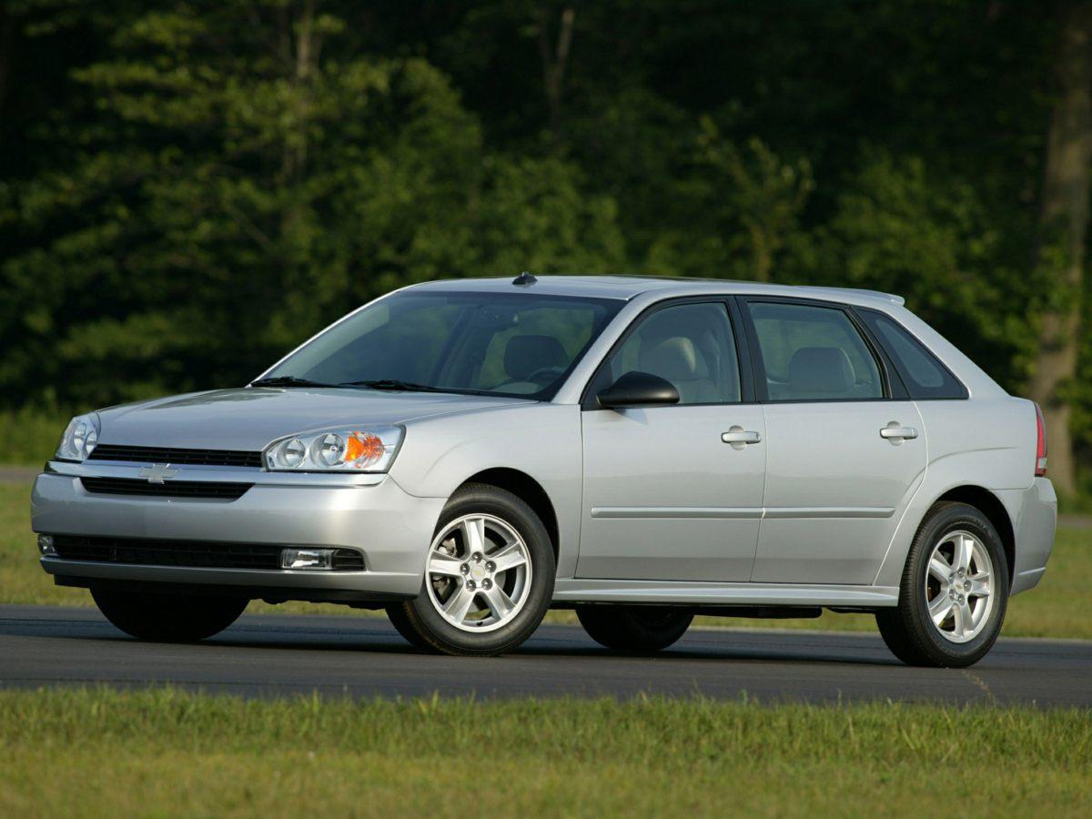 2004 Chevrolet Malibu Maxx 4dr Car