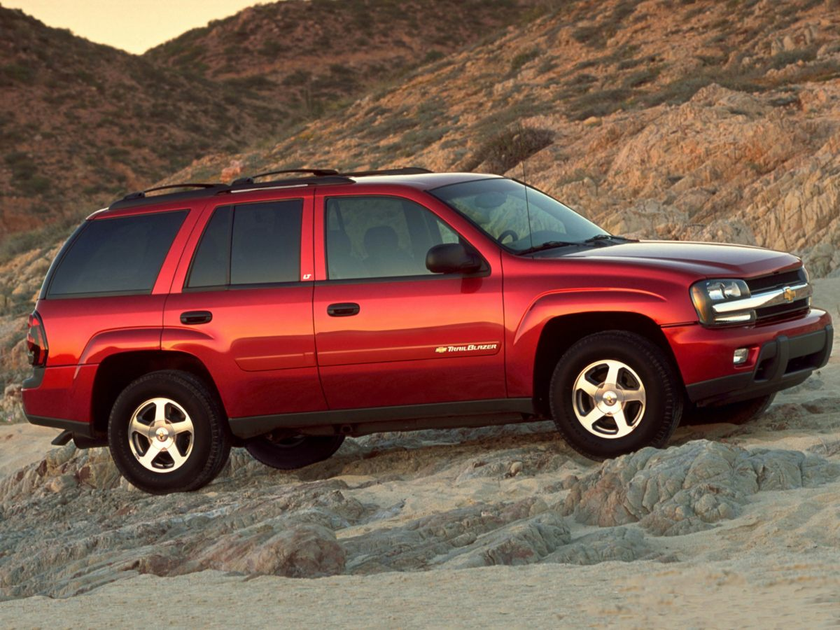 usado 2006 Chevrolet TrailBlazer LS