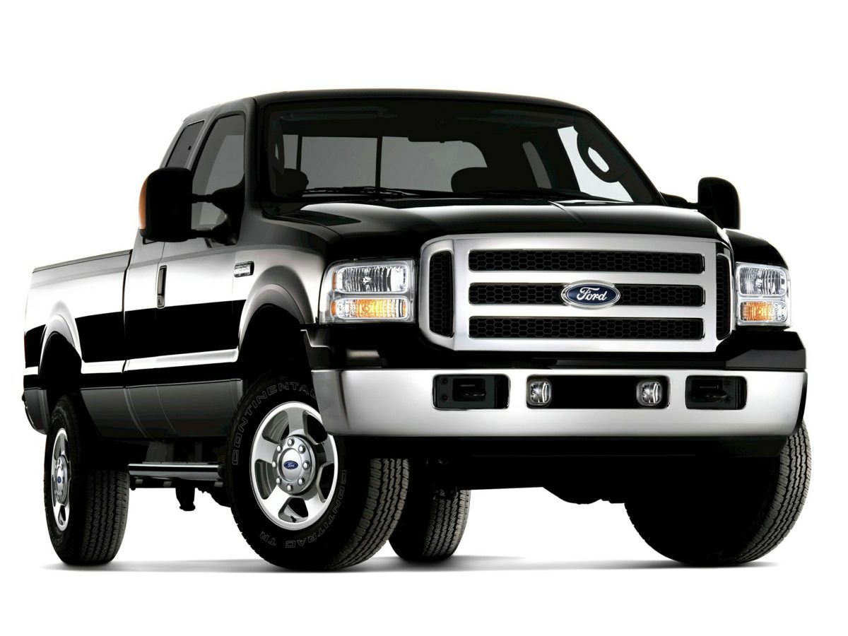 2005 Ford F-350SD Lariat