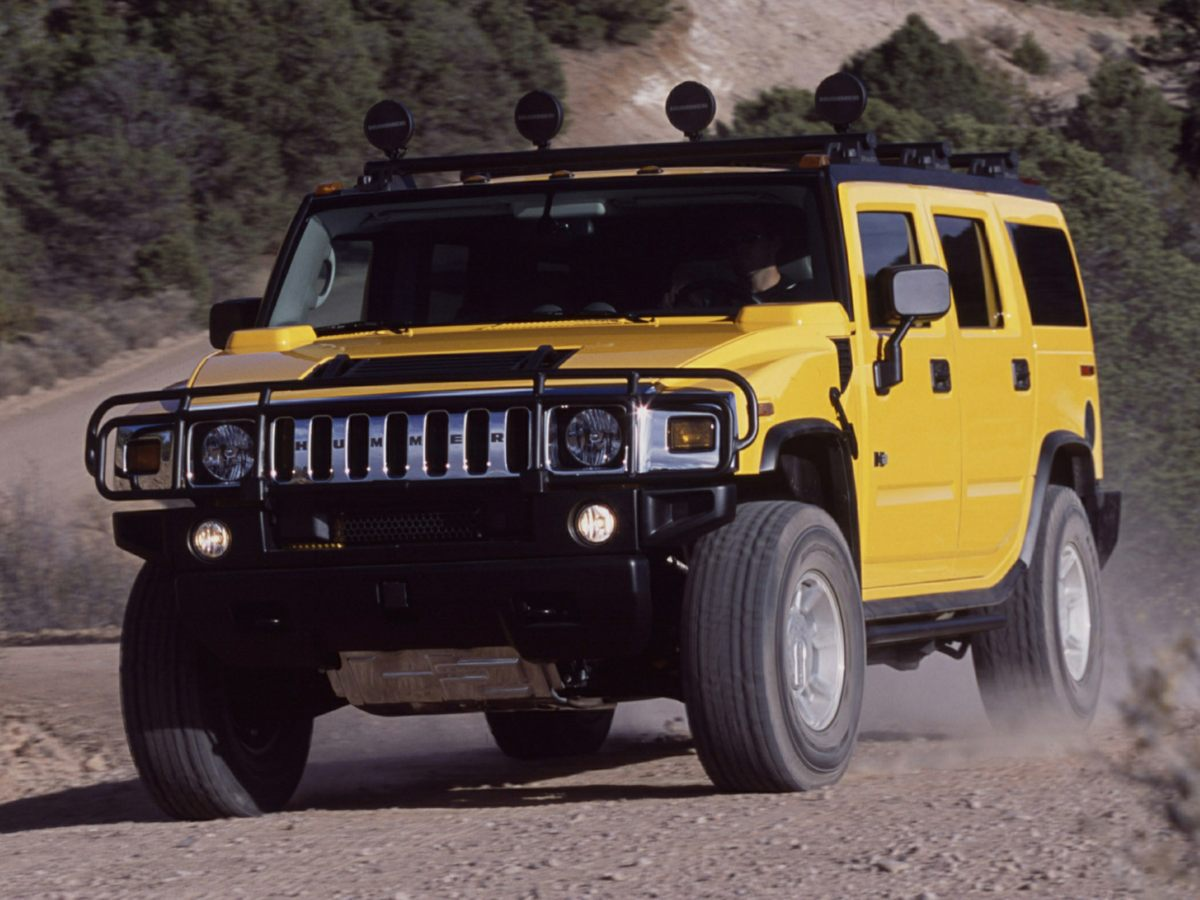 New and used hummers for sale in missouri mo getauto 2006 hummer h2 vanachro Image collections