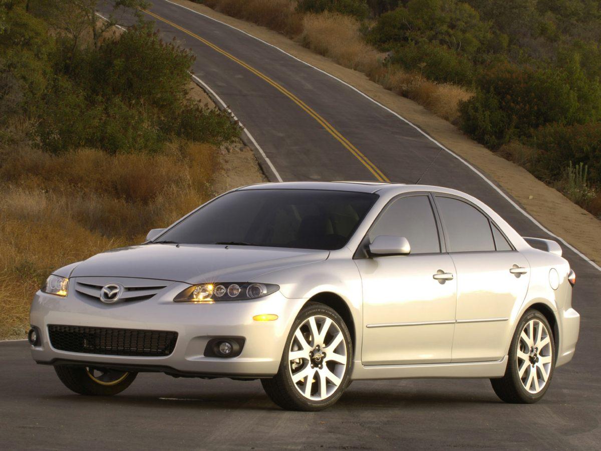 2006 Mazda Mazda6 4dr Car