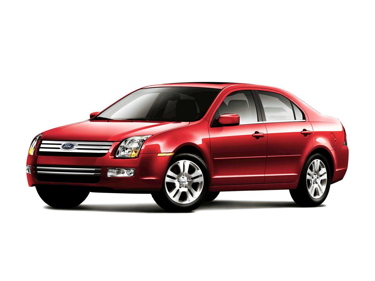 2007 Ford Fusion I-4 S photo