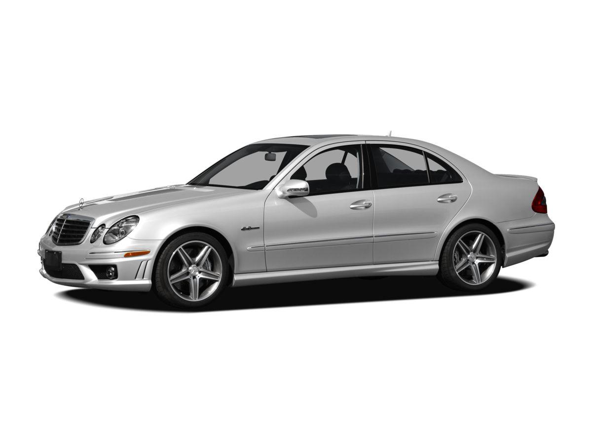 2007 Mercedes-Benz E-Class E 63 AMG®