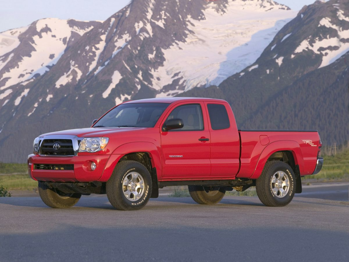 2007 Toyota Tacoma Standard Bed