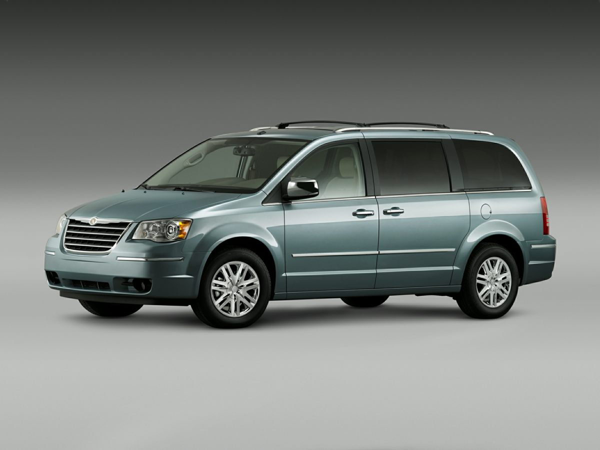 2008 Chrysler Town & Country Mini-van, Passenger