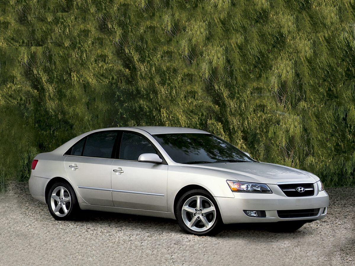 2008 Hyundai Sonata GLS V6 photo