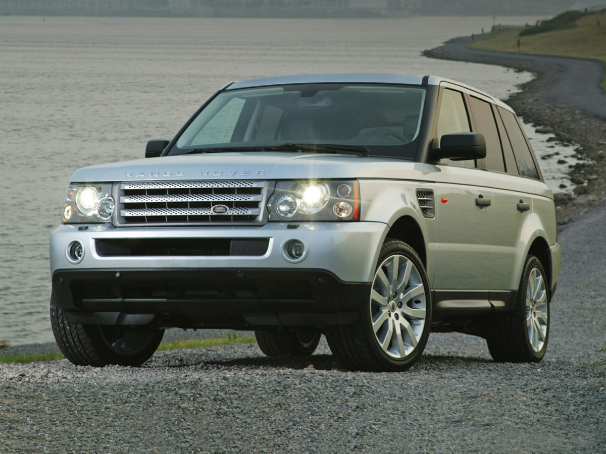 usado 2008 Land Rover Range Rover Sport Supercharged