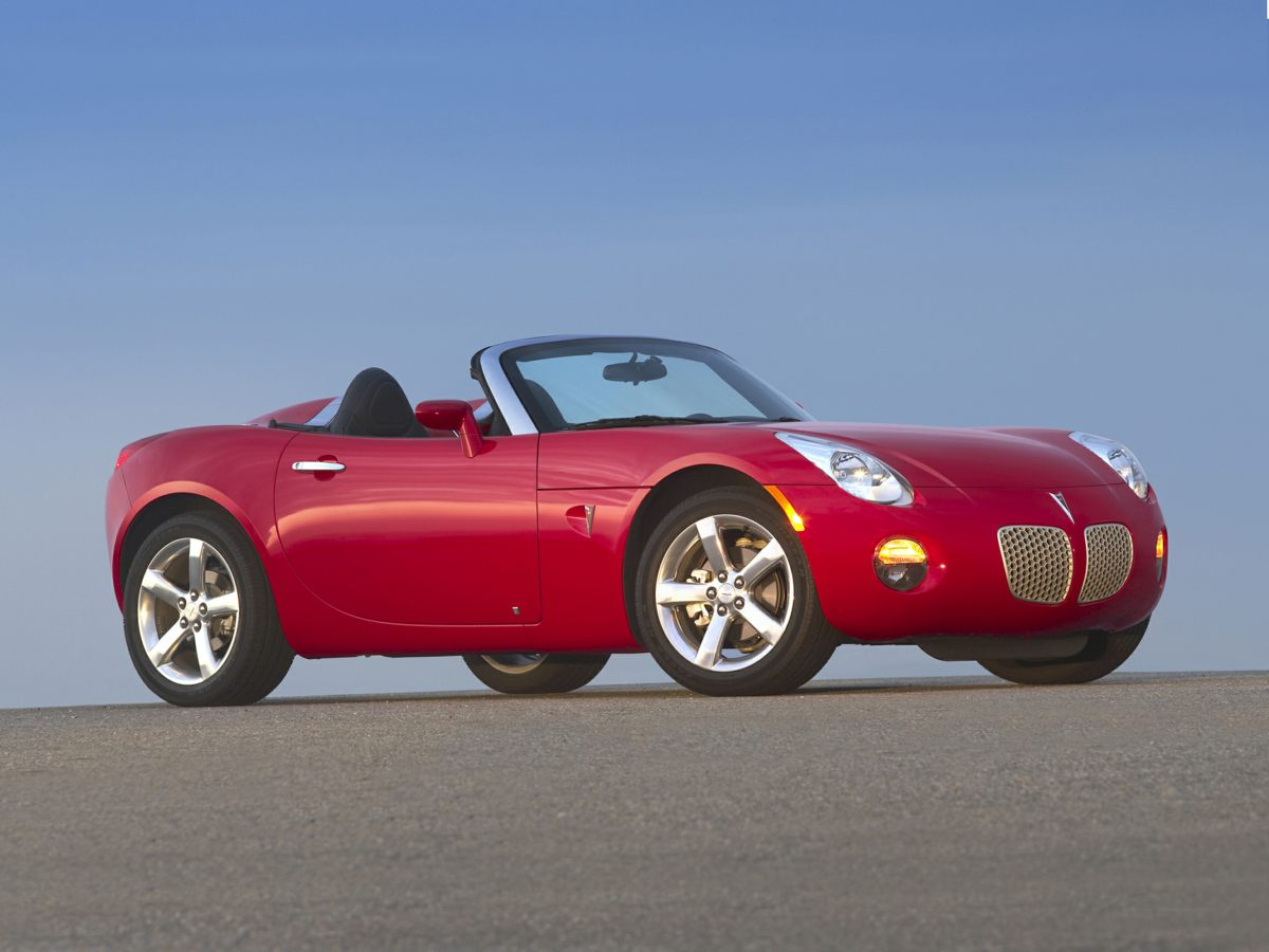 2008 Pontiac Solstice GXP photo
