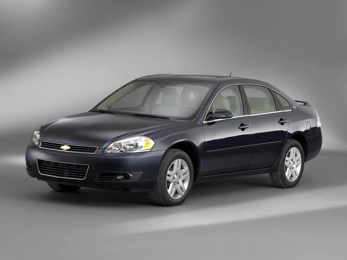2011 Chevrolet Impala LT Fleet photo