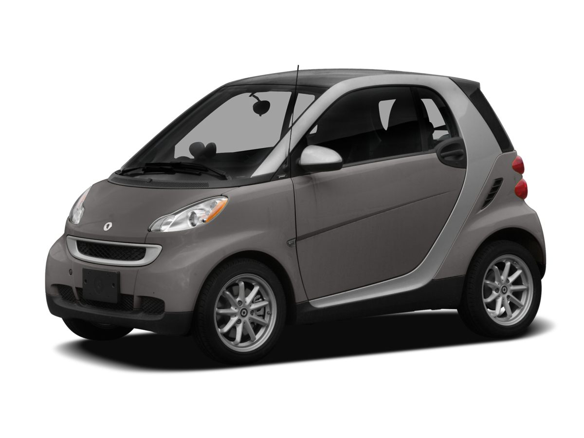 2009 smart Fortwo 2dr Car