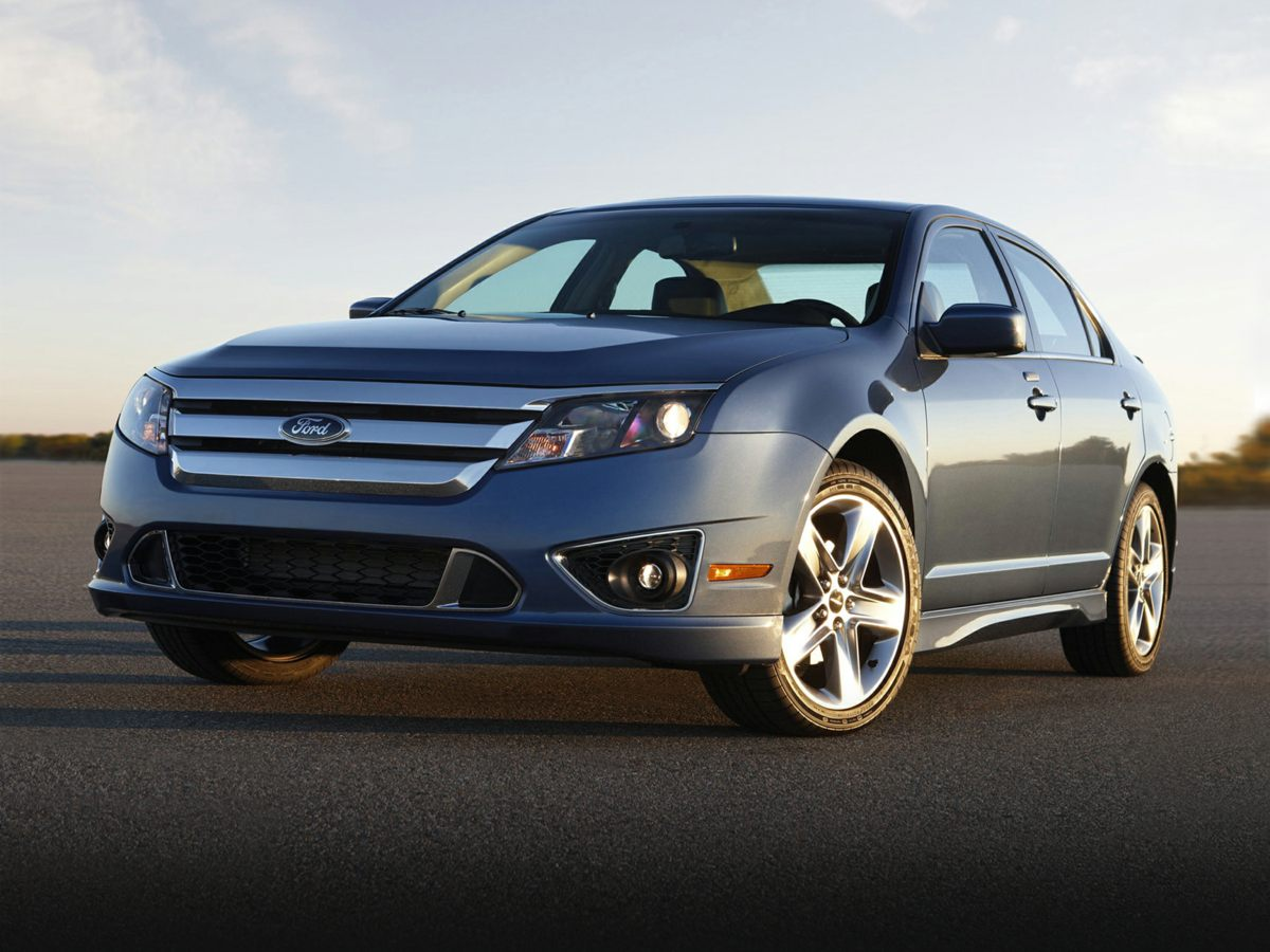 2012 Ford Fusion SEL photo