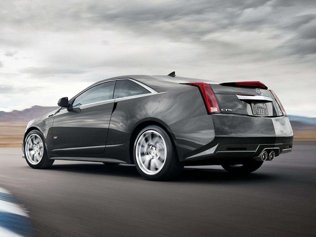 2011 Cadillac CTS-V 2dr Car