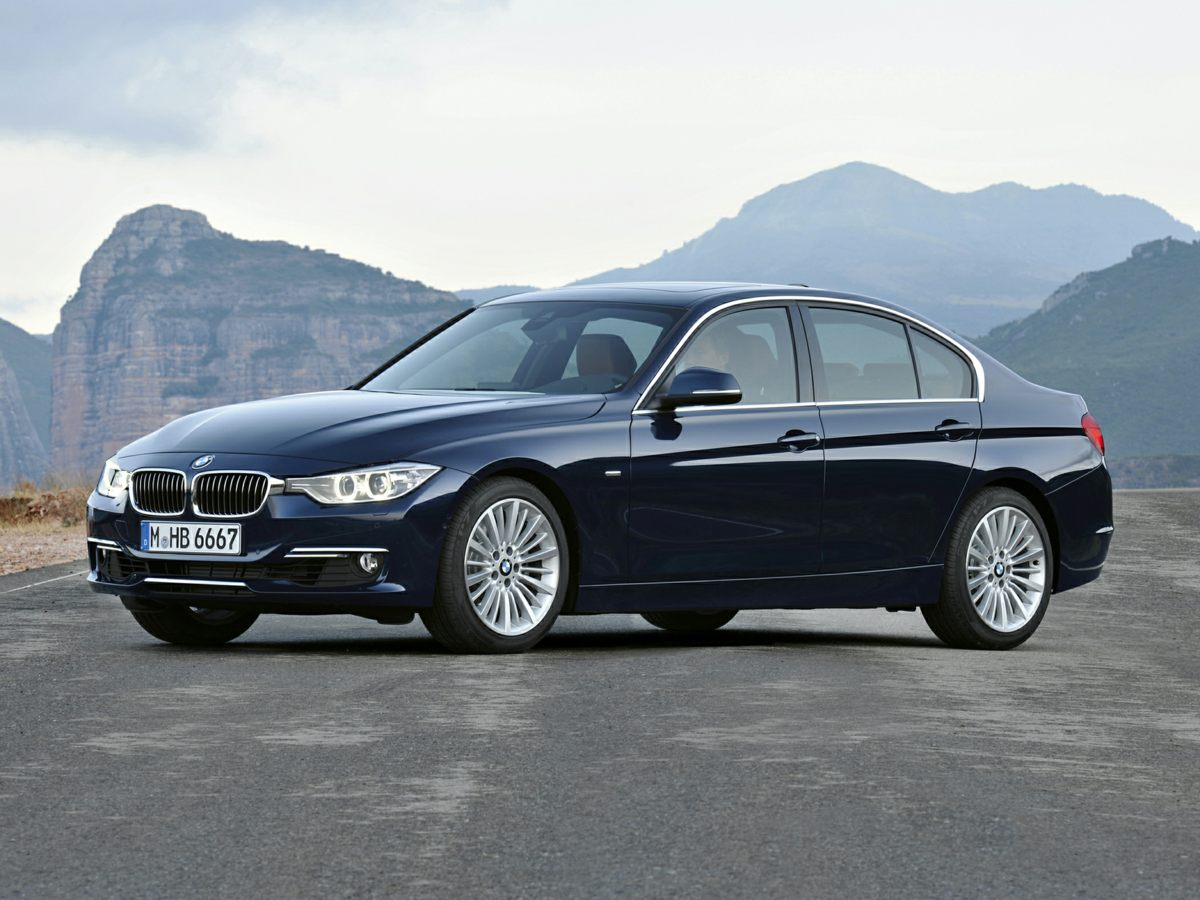 usado 2013 BMW 3 Series 328i xDrive
