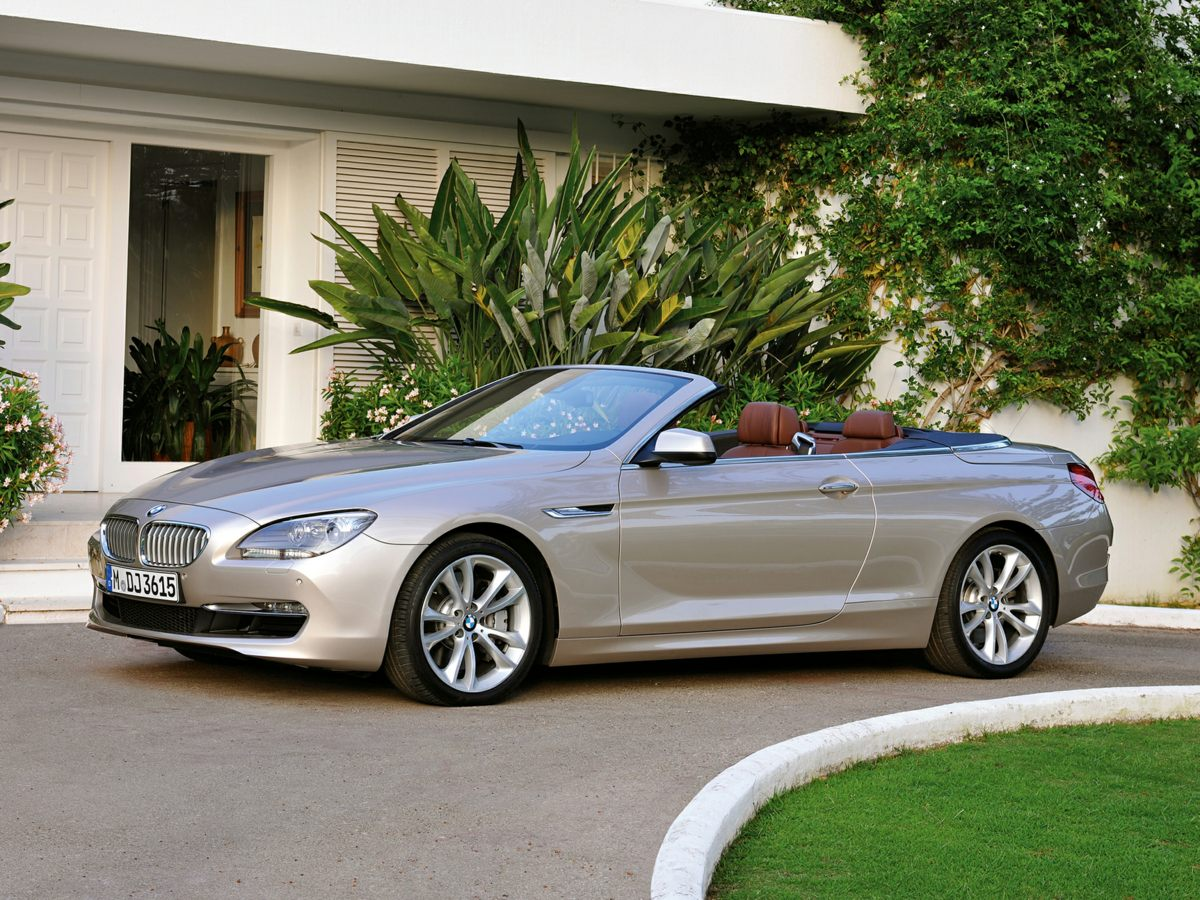 Used 2012 BMW 6 Series 650i 2D Convertible Naples #B181111A ...