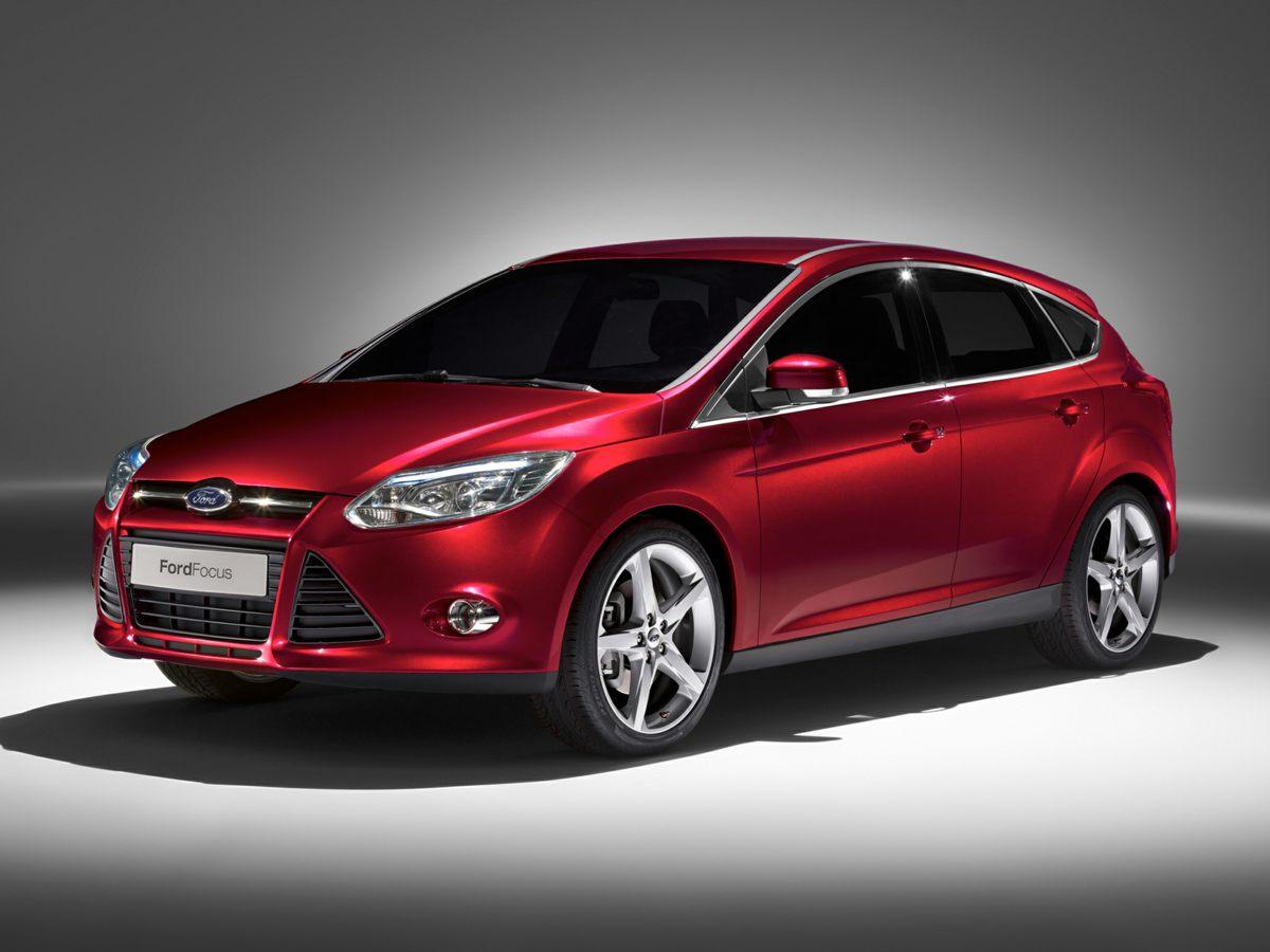 Used 2014 Ford Focus SE Hatchback For Sale in Cedar Rapids, IA ...