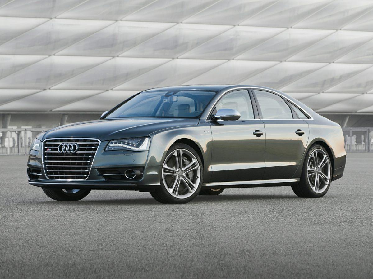 2013 Audi S8 4.0T 4D Sedan