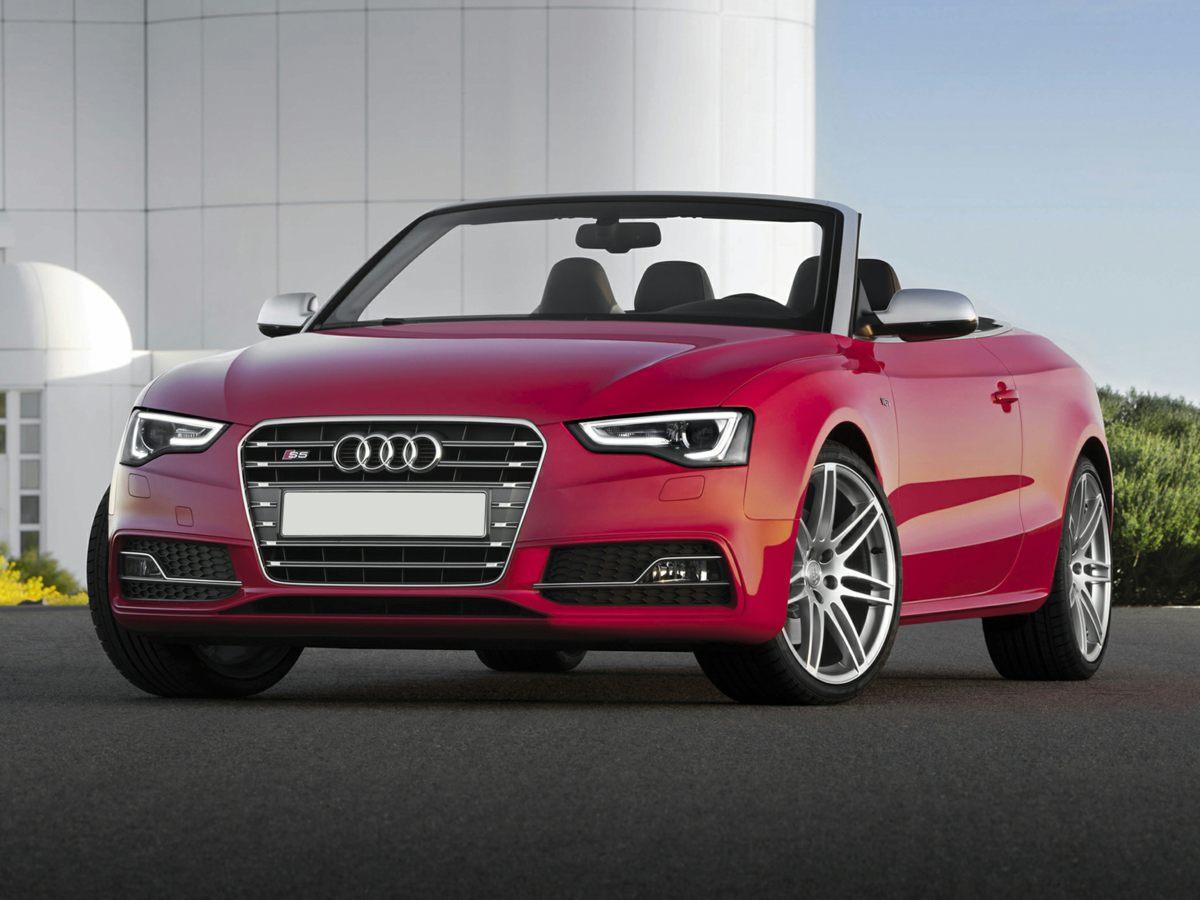 2013 Audi S5 3.0T Prestige