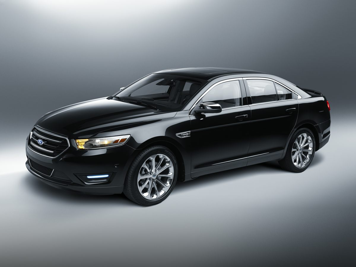 2019 Ford Taurus SEL photo