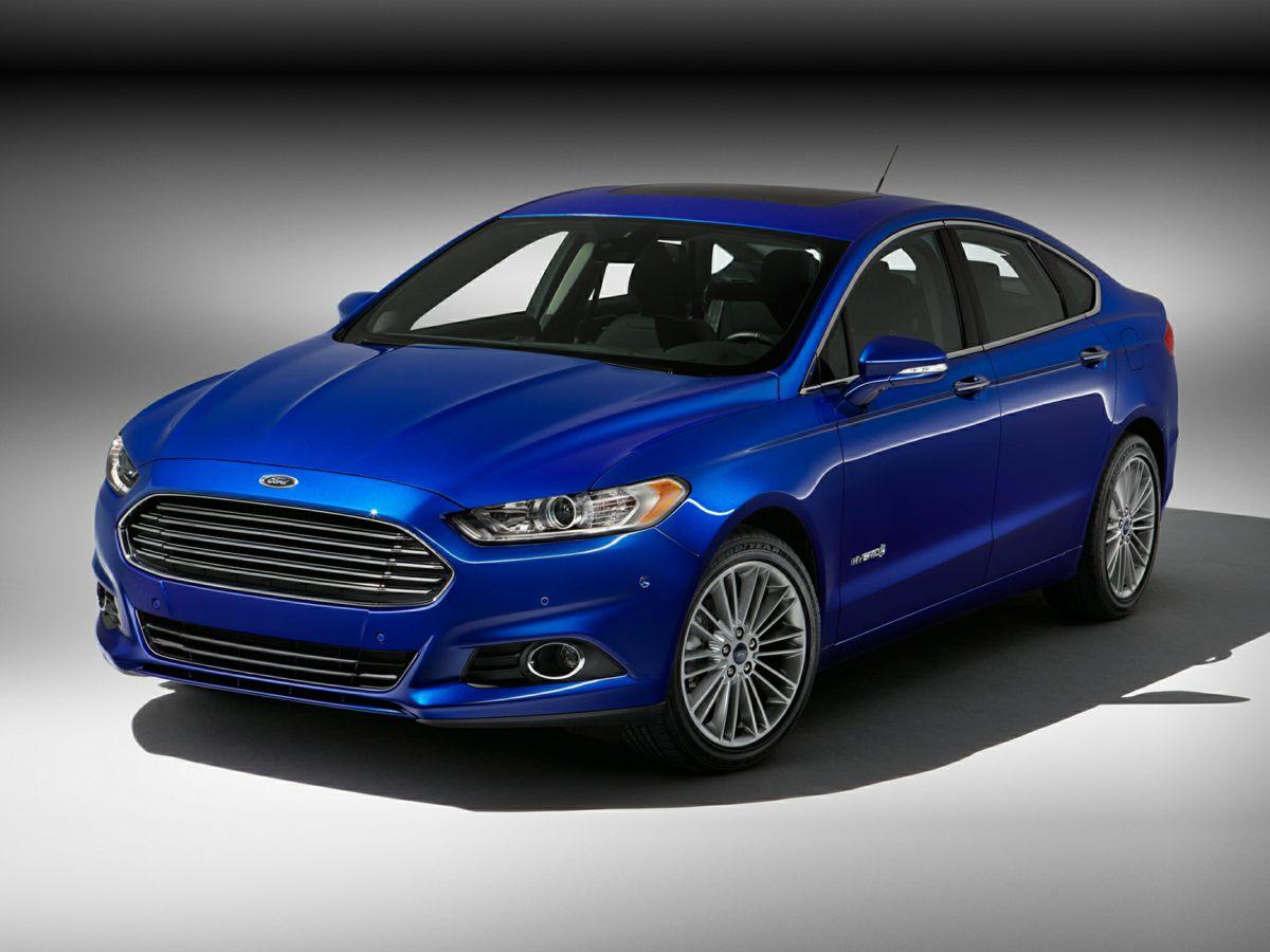 2016 Ford Fusion Hybrid SE photo