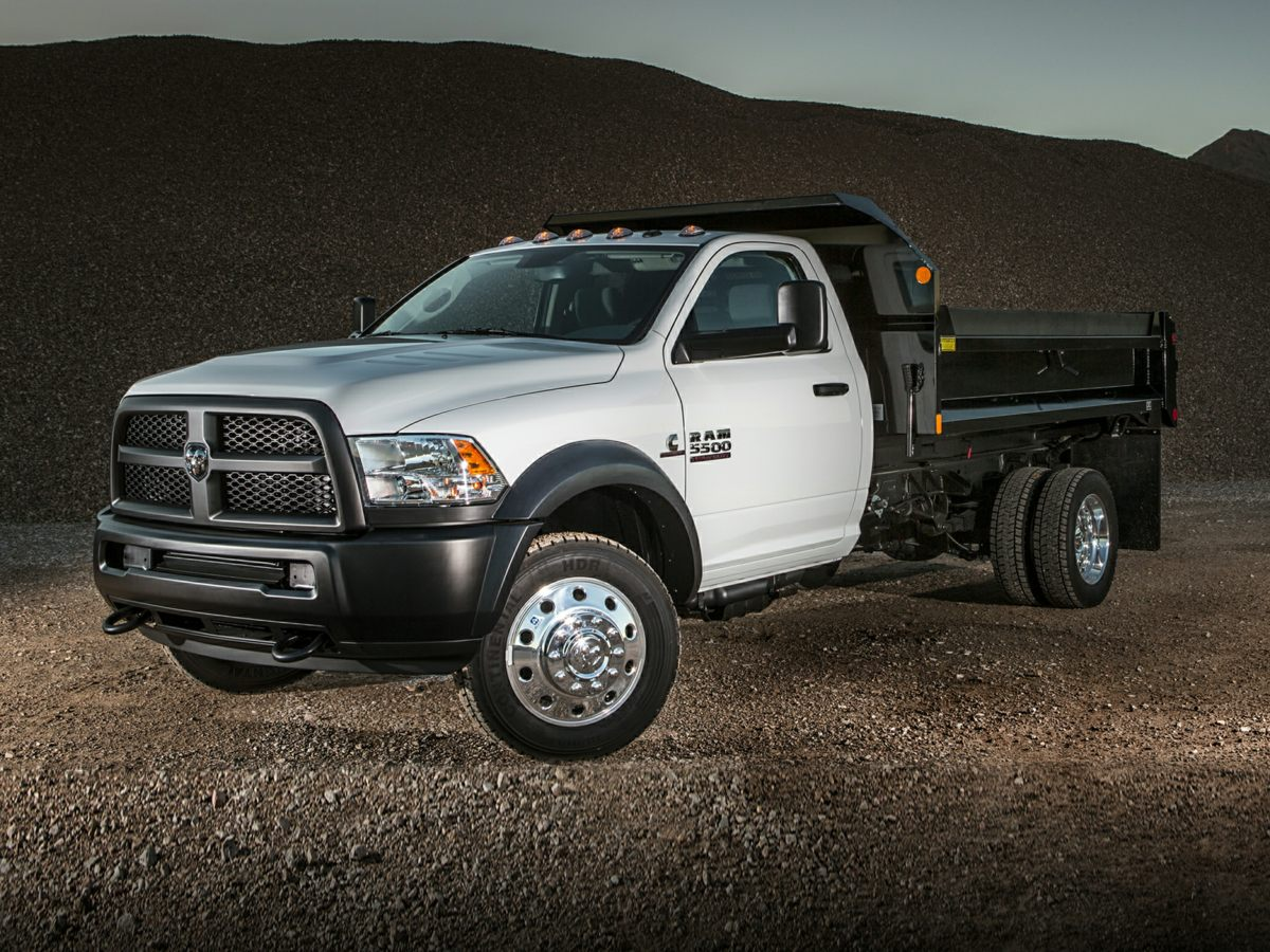 2018 RAM 3500 Tradesman photo