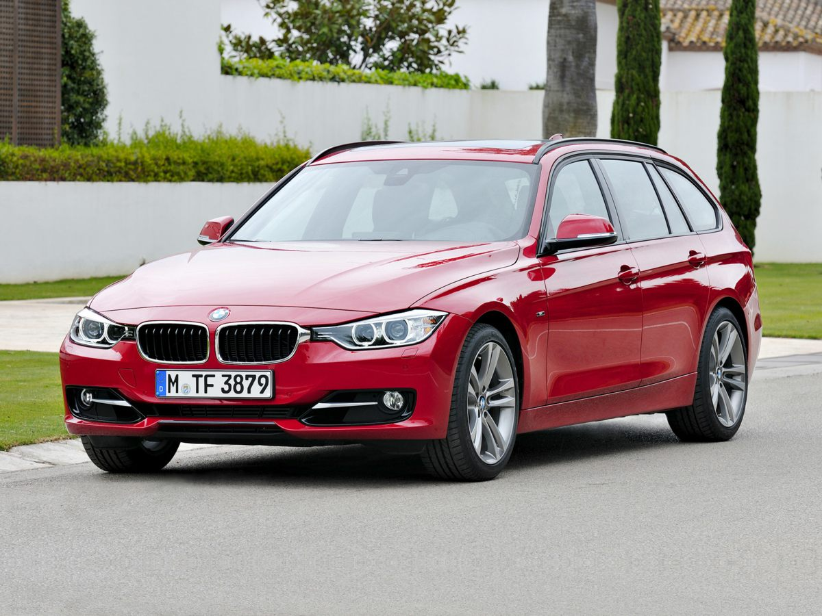 Used 2014 BMW 3 Series for sale in Miami