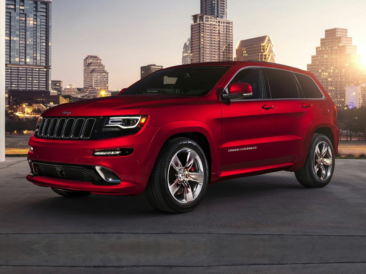 nuevo 2018 Jeep Grand Cherokee SRT
