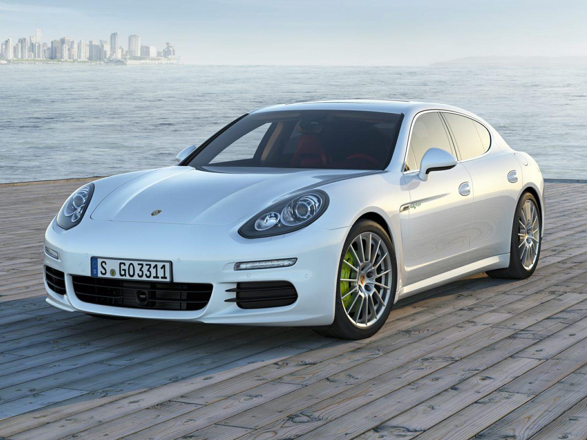 2015 Porsche Panamera E-Hybrid S